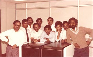 infosys early stage team